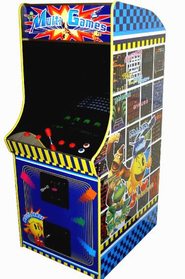 Arcade Heroes Law Watch: Six Charged In Making Counterfeit Pac-Man ...
