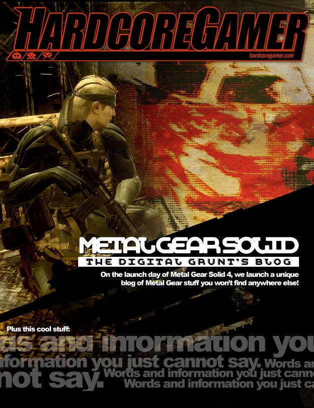 Hardcore Gamer Magazine 3
