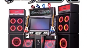 GuitarFreaks + DrumMania XG appear in the US at Round 1