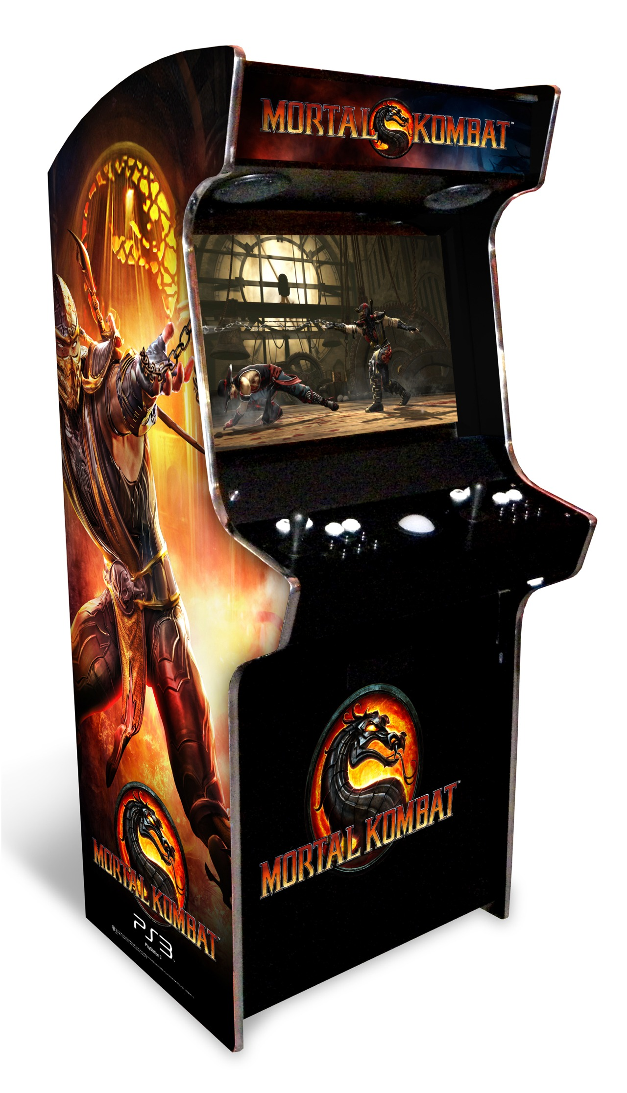 arcade heroes mortal kombat 39 s new arcade cabinet made for one lucky person in the uk arcade heroes. Black Bedroom Furniture Sets. Home Design Ideas