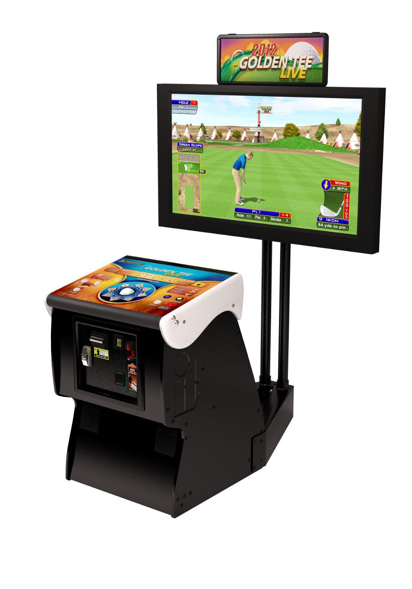 golden tee arcade game