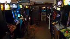 Bloggers visit Mike's CarnEvil arcade in Iowa