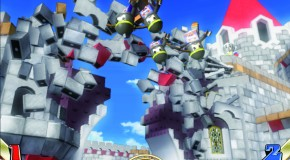 Trailer for Taito's Block King