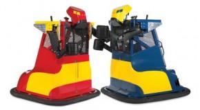 The Bionic Bopper Cars