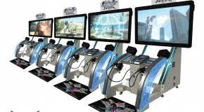Whoa…Square Enix's Gunslinger Stratos Coming to GDC13