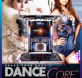 Dance Core Location Tests Spread Across Asia