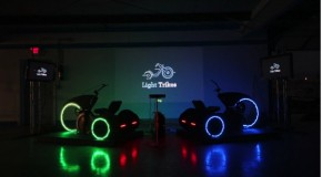 Light Trikes Brings TRON and Exer-gaming into one