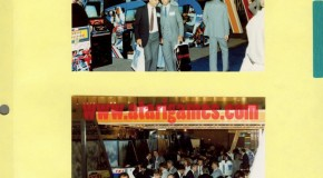 Atari Arcade Conventions & Promos of the Past