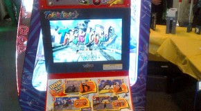 From the Park Avenue UK Open Day – New Taito game Trickloose