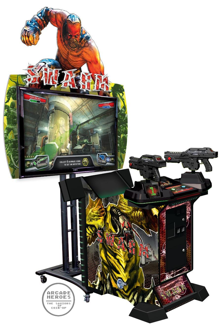 1 Shooting Game