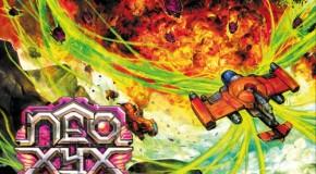 Next for Neo Geo MVS: Neo XYX; Next for Konami: Beatmania Tricoro