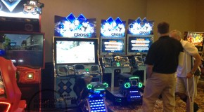 Pictures from the AAMA Gala 2012: Cars Arcade, SnoCross, Swarm, X-Men pinball + more