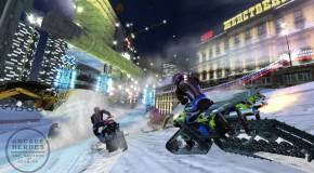 First Screenshots From Raw Thrills' Winter X Games SnoCross UPDATED