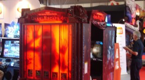 The Arcade Games of EAS 2012 in Berlin Germany