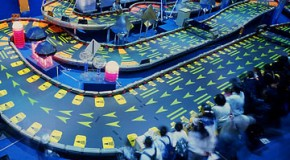 Past Glory: The Sega Super Circuit Amusement Setup