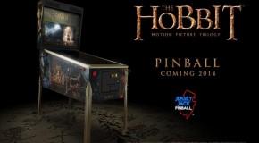New Footage of Jersey Jack Pinball's The Hobbit Pinball Prototype