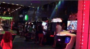 The Arcade Scene In Israel
