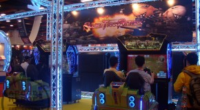 First Look From GTI Asia Taipei Expo 2013 – Allied Tank Attack Unveiled + More
