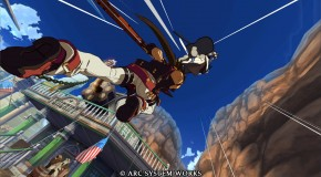 Guilty Gear Xrd Sign Arcade