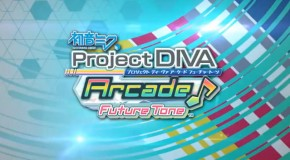 Sega Stuff: Project DIVA Arcade Future Tone on Test; Sega Card GEN MLB 2013 release