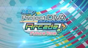 Sega Stuff: Project DIVA Arcade Future Tone on Test; Sega Card GEN MLB 2013 release ; Maimai Green Update