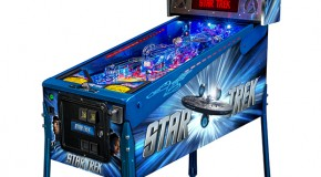 Star Trek Pinball Now In Production, Different Game Versions Detailed