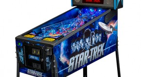 See Stern's Star Trek Pinball In Action