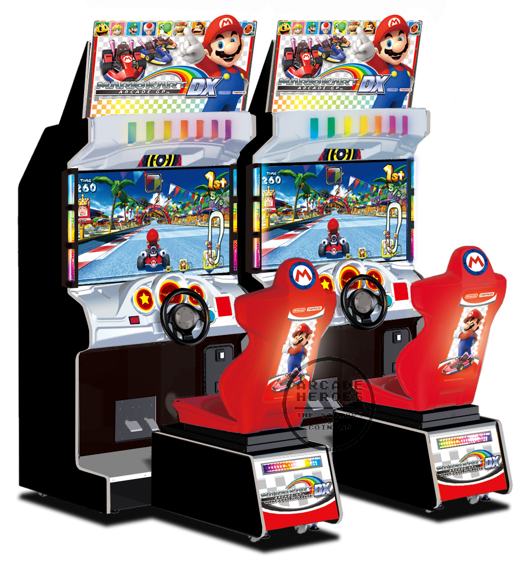 Songs that pop into my head based on my feelings and time of day. Mario-Kart-Arcade-GP-DX-Cabinet