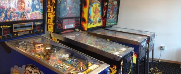 Tilt Pinball Arcade Open In Fargo, ND; Gameworks Opening In S