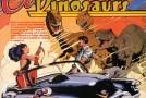 Dinosaurs At The Arcade!