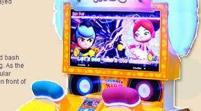 UNIS Announces Drummer Kids For Arcades; Pirates Hook Sells 2000+ Units