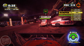 Direct Screenshots From Sega Amusement's Sh