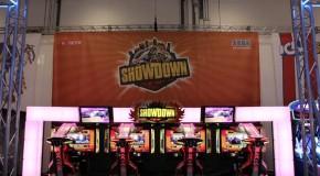 Sega Begins Shipping Showdown Special Attraction