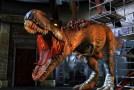 New Jurassic Park Arcade Media & Final Cabinets