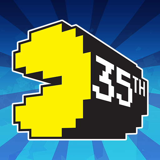 pac-man 35th