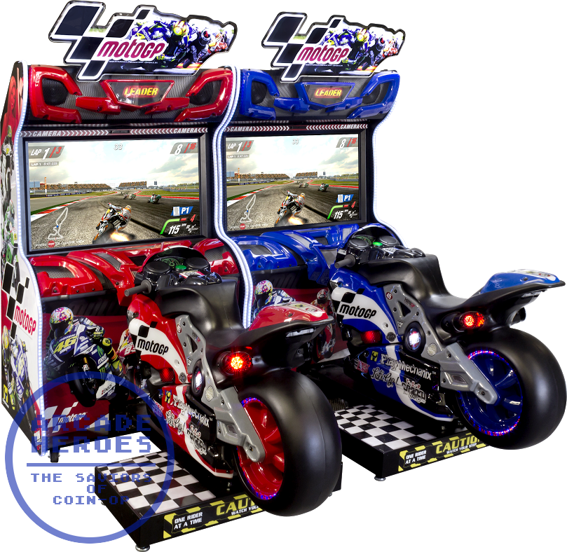 Arcade Heroes New Details On Play Mechanix's New MotoGP Arcade - Arcade Heroes
