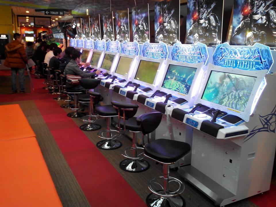 Arcade Heroes Japan Arcade - Museca & Gunslinger Stratos 2 in the ...