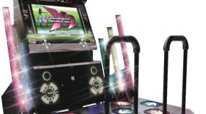 Konami's DDR X2 shipping in the US this next week