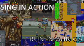 Missing In Action: Run 'N Gun Games