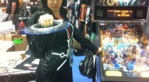 The arcade goodness of Comic-Con