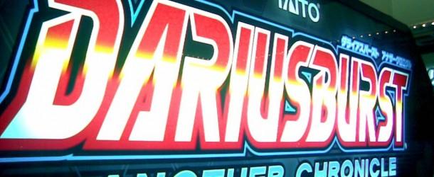 Location Testing Darius Burst Another Chronicle