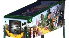 Full Wizard of Oz cabinet revealed