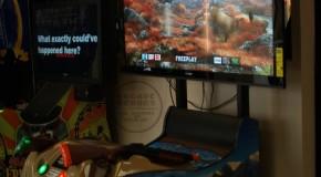 Hands-on with Raw Thrills/Play Mechanix's Big Buck HD