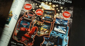 AAMA Gala 2012 Game Previews From Replay and Play Meter Magazines
