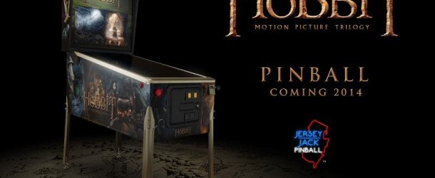 The Veil Lifts a Little More on Jersey Jack's The Hobbit Pinball UPDATE: FULL PLAYFIELD SHOWN