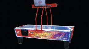 In Air Hockey News: The Gold Standard Games Table of Champions; Way of the Puck Documentary