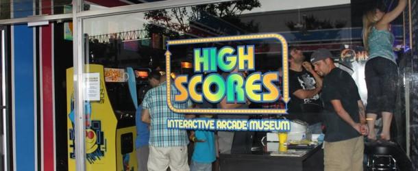 High Scores Arcade Relocates To Alameda, CA