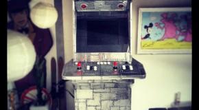 Newsblend: Sega Arcade For Comic-Con; Aircraft Skin Arcade Cab; Dark Escape 4D Review