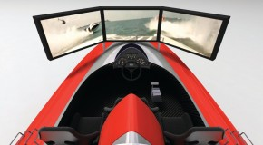 Simulator Previews: Cruden's Powerboat 5CTR & Yotto's ExoSkelet