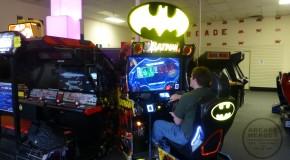 BATMAN Arcade Unboxing